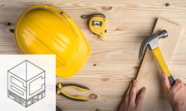 Дървени конструкции и постройки. Изработка на дървени перголи и веранди.