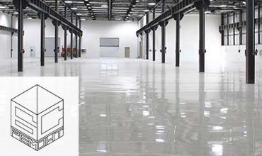 Индустриални подове и подови настилки в Бургас. Настилки за гараж и паркинг.