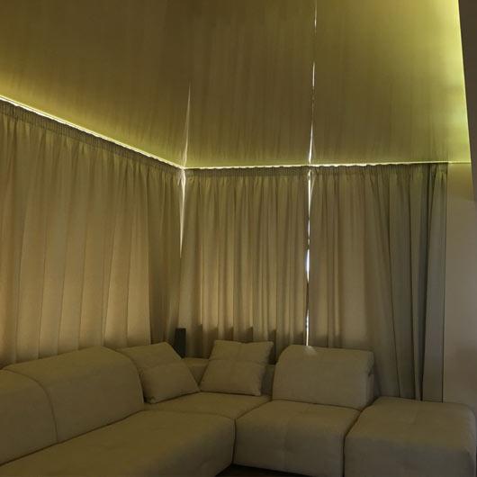 Опънати тавани - светещи тавани | Фирма за опънати тавани