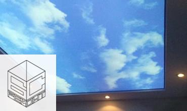 Изработка на опънат таван в Бургас. Монтаж на опънати тавани.