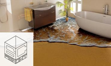 Полимерни 3D подове и идустриални настилки